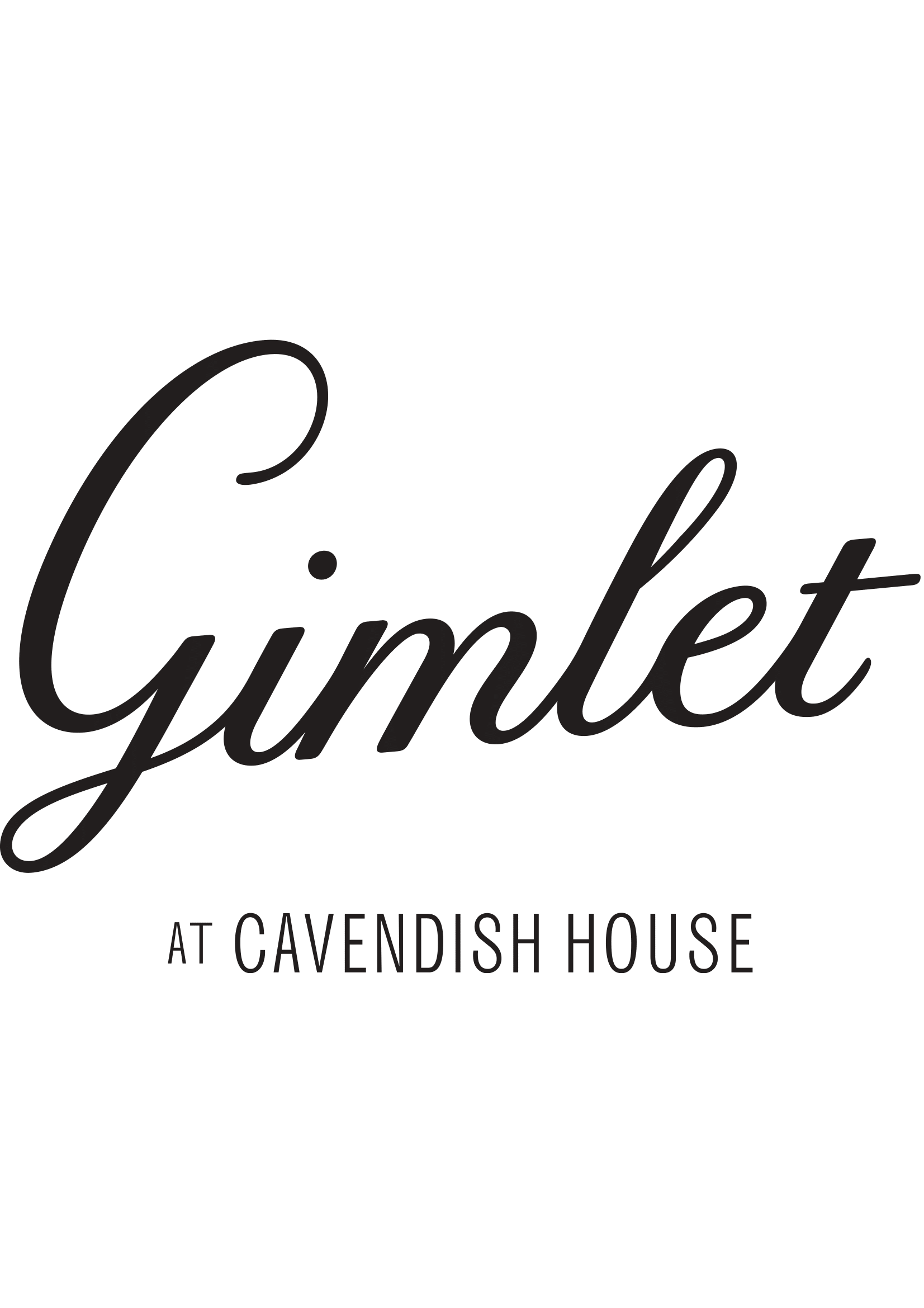 Gimlet at Cavendish House