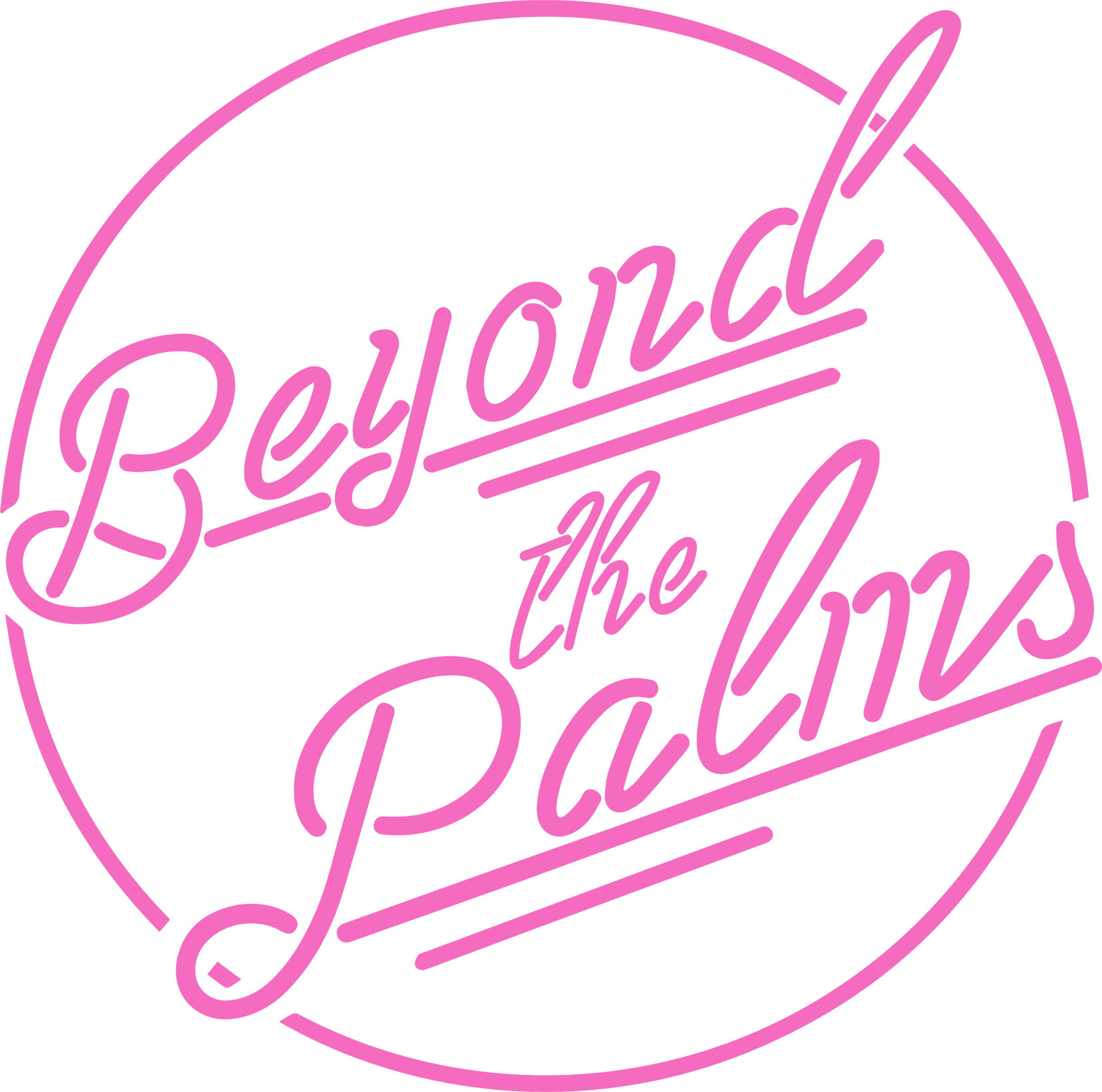 Galah + Beyond the Palms