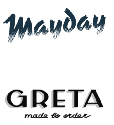 Two Venues: Mayday Coffee and Food & Greta
